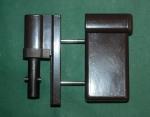 Петля дверная аналог Dr. Hahn КТ-V коричневая