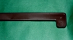 Соединитель подоконника Реас 600 мм махагон