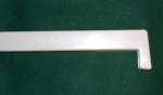 Накладка на подоконник 475/45 (LDS 45) белая
