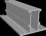 P400/07X Профиль рамный дверной